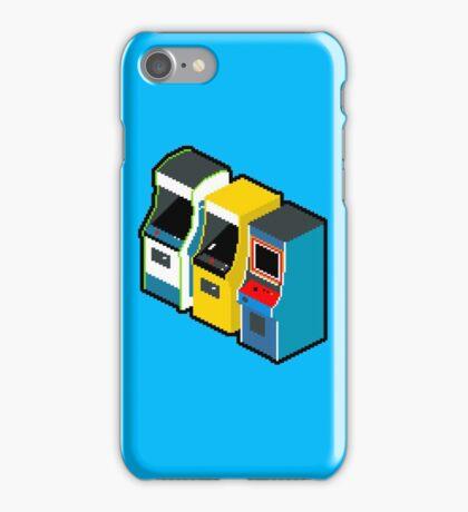 Arcade 80s iPhone Case/Skin