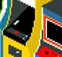 Arcade 80s Sticker