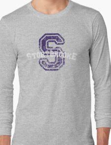 Storybrooke - Purple Long Sleeve T-Shirt