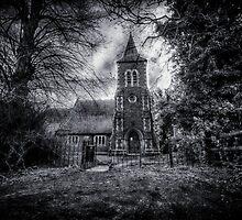 St Peter's Church by Nigel Bangert