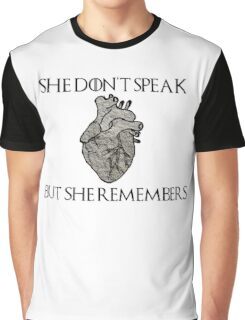 Lady Stoneheart, Game of Thrones Graphic T-Shirt