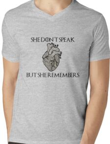 Lady Stoneheart, Game of Thrones Mens V-Neck T-Shirt
