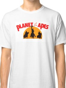 Planet of the Apes Retro Classic T-Shirt