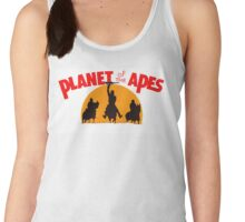 Planet of the Apes Retro Women's Tank Top