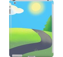 Sunny Valley  iPad Case/Skin