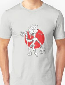 """GLUH"" said the zombie. T-Shirt"