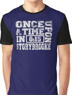Once Upon a Time in Storybrooke Graphic T-Shirt