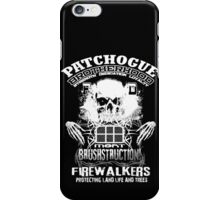 patchogue fire department iPhone Case/Skin