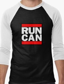 Canada RUN-DMC Style Design - Hip Hop Men's Baseball ¾ T-Shirt