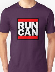 Canada RUN-DMC Style Design - Hip Hop T-Shirt