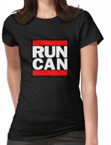 Canada RUN-DMC Style Design - Hip Hop Womens Fitted T-Shirt