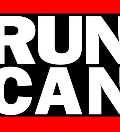 Canada RUN-DMC Style Design - Hip Hop Sticker
