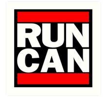 Canada RUN-DMC Style Design - Hip Hop Art Print