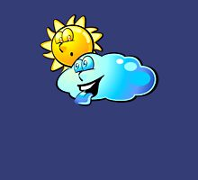 Sun and cloud - Funny cartoons Pullover