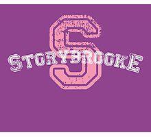 Storybrooke - Purple Photographic Print