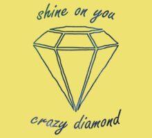 Pink Floyd – Shine On You Crazy Diamond One Piece - Short Sleeve