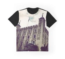 The Looming Tower Of London Graphic T-Shirt