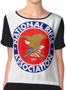 NRA - National Rifle Association Chiffon Top