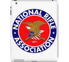 NRA - National Rifle Association iPad Case/Skin