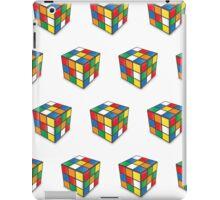 RUBIK'S_CUBE_01 iPad Case/Skin