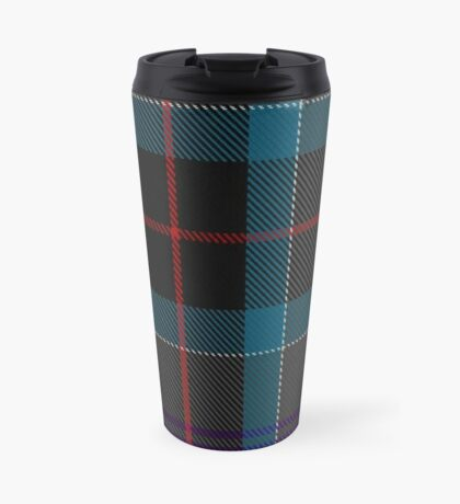 00448 Beauty Firth and Glens Tartan  Travel Mug