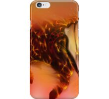 Born of Fire variant 1 iPhone Case/Skin