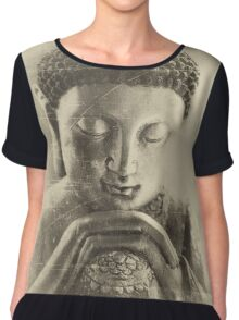 Buddha Dream Chiffon Top