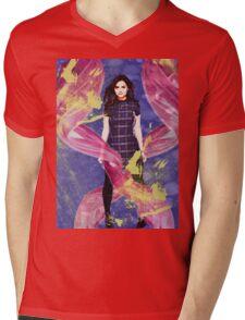 Clara Oswald Mens V-Neck T-Shirt