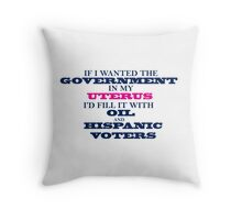 What Really Matters Throw Pillow