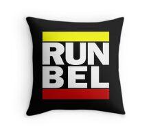 Belgium RUN-DMC Style Design - Hip Hop Throw Pillow