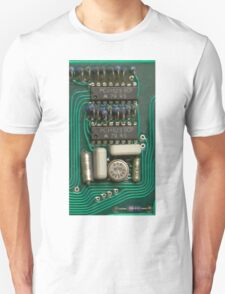 Circuit - recycling old electronics T-Shirt