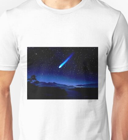 Shooting star Unisex T-Shirt