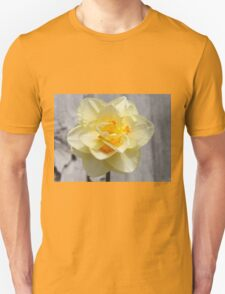 Layered Daffodil  Unisex T-Shirt