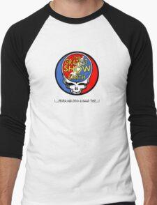 Gratest Show on Earth Men's Baseball ¾ T-Shirt