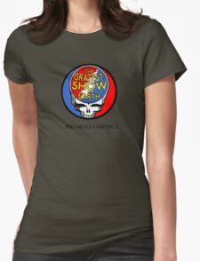 Gratest Show on Earth Womens Fitted T-Shirt