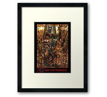 TH160 Framed Print