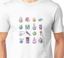 RPG Item Inventory Unisex T-Shirt