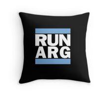 Argentina RUN-DMC Style Design - Hip Hop Throw Pillow