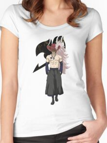 Ice Make Mage Women's Fitted Scoop T-Shirt