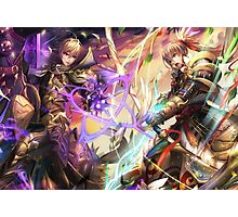 Fire Emblem Fates - Leo VS Takumi Photographic Print