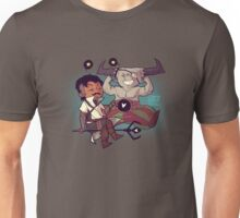 Adoribull - Chibi Stars Unisex T-Shirt
