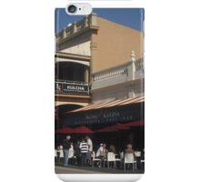 Fremantle sidewalk iPhone Case/Skin