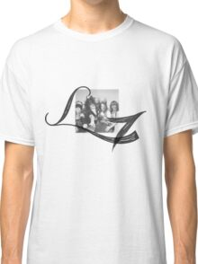 L7 Band Tee (and other products) Classic T-Shirt