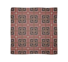 Decorative Geometric Ornate Abstract Pattern Scarf