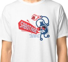 Sabotage Classic T-Shirt