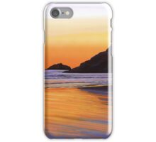 Earth Sunrise Sea Painting iPhone Case/Skin
