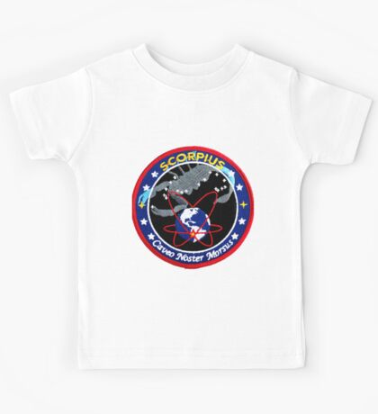 NROL-24 Scorpius Program Crest Kids Tee