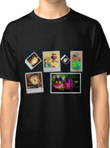 Mad Hatter's Tea Party & Guests Classic T-Shirt