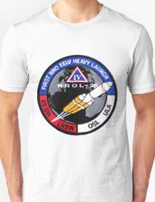 NROL 27 Launch Team Logo T-Shirt