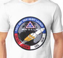 NROL 27 Launch Team Logo Unisex T-Shirt